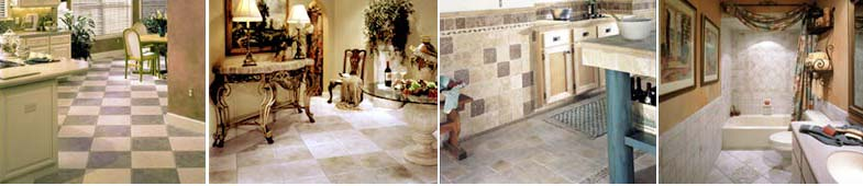 All Star Flooring tiles, granite and stone